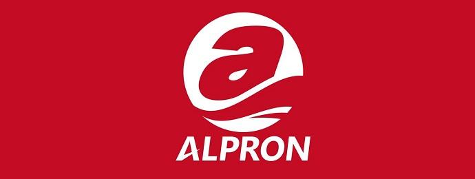 アルプロンのロゴ