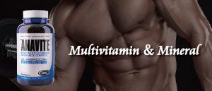 筋肉サプリおすすめランキング2位マルチビタミン