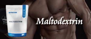 筋肉サプリおすすめランキング7位マルトデキストリン